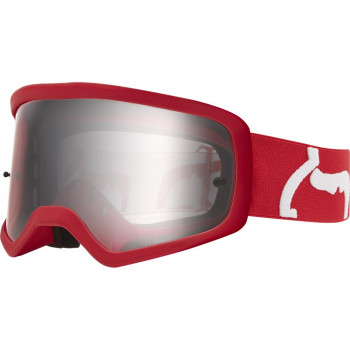 Fox Youth Main II PC Prix Goggles Flame Red