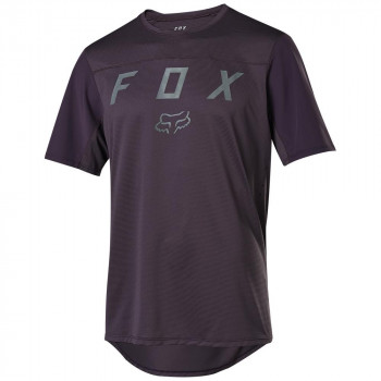 Fox Men's Flexair SS Moth Jersey Dark Purple