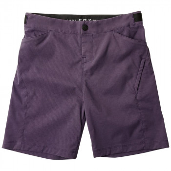 Fox Youth Ranger Shorts Dark Purple