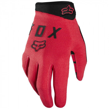 Fox Women's Ranger Gel Gloves Bright Red