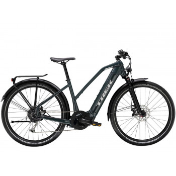 2021 Trek Allant+ 7S Lowstep E-Bike Nautical