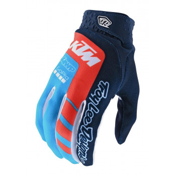 Troy Lee Designs KTM Air Gloves Navy / Ocean