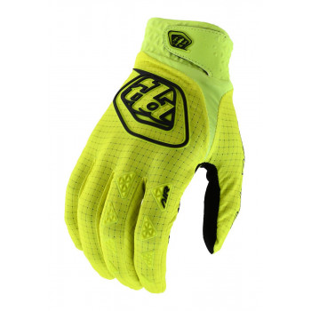 Troy Lee Designs Youth Air Gloves Flo Yellow