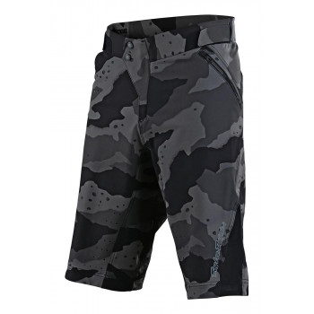 Troy Lee Designs Men's Ruckus Shorts Shell Camo Grey