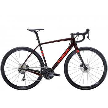 2021 Trek Checkpoint SL 6 Gravel Bike Carbon Red Smoke