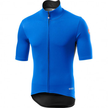 Castelli Men's Perfetto RoS Light SS Jacket Blue
