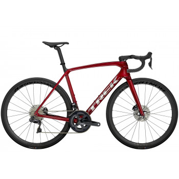 2021 Trek Emonda SLR 7 Disc Road Bike Rage Red/Trek Black