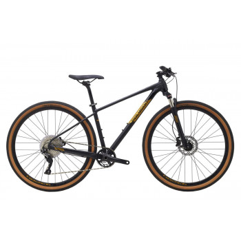 Polygon Heist X7 700c Bike Black/Gold