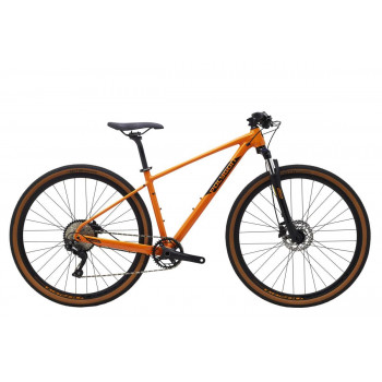 Polygon Heist X5 700c Bike Orange/Red