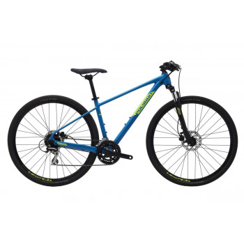 Polygon Heist X2 700c Bike Blue/Green