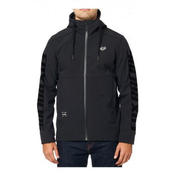 Fox Men's Pit Softshell Jacket Black