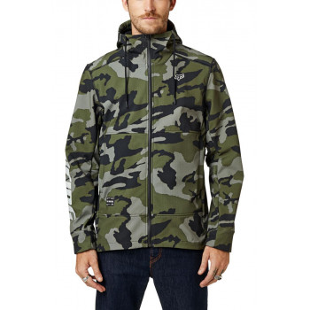 Fox Men's Pit Softshell Jacket Camo