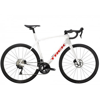 2021 Trek Domane SL 5 Disc Road Bike Crystal White