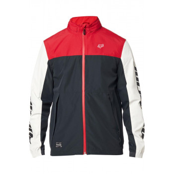 Fox Men's Cascade Jacket Black/Red
