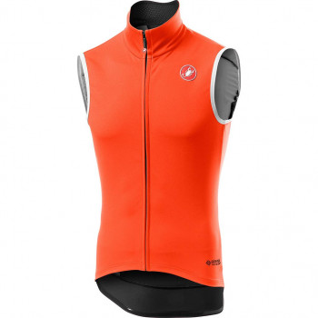 Castelli Men's Perfetto RoS Vest Orange