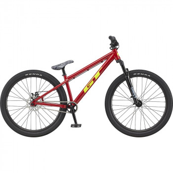 2021 GT La Bomba DJ Bike Red