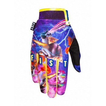Fist Handwear Pizza Cat Gloves