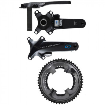 Stages Shimano Ultegra 8000 Right Arm Power Meter With Chainrings