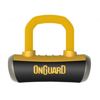 Onguard Boxer 55x55mm Rotorfit U-Lock Bike Disc Lock