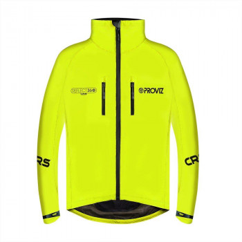 Proviz Men's Reflect360 CRS Jacket Yellow
