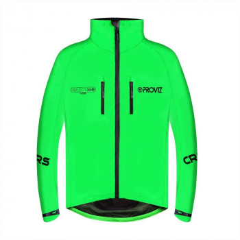 Proviz Men's Reflect360 CRS Jacket Green
