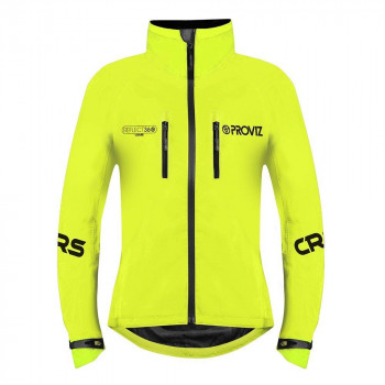 Proviz Women's Reflect360 CRS Jacket Yellow