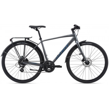 2021 Giant Cross City 2 Disc Equipped Bike