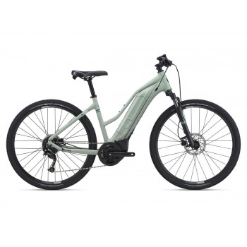 2021 Liv Rove E+ 32km/h Electric Bike