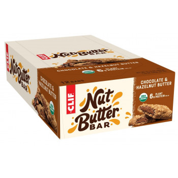 Clif Nut Butter Filled Bar - Chocolate Hazelnut Butter