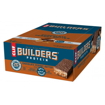 Clif Builders Protein Bar - Chocolate Peanut Butter