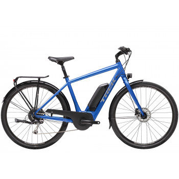 2021 Trek Men's Verve+ 2 NZ Electric Bike