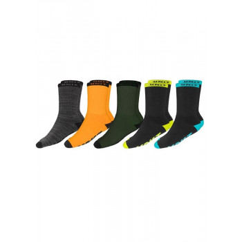 Unit Men's HI-LUX Quantum Socks (5 Pack)
