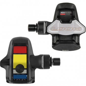 Look Keo Blade Carbon Ceramic Track Edition Pedals