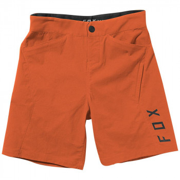 Fox Youth Ranger MTB Shorts Blood Orange