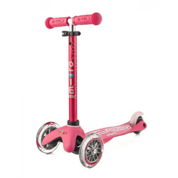 Micro Mini Deluxe 3 Wheel Scooter Pink