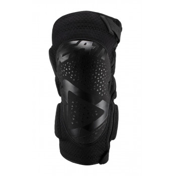 Leatt 3DF 5.0 Zip Knee Guard Black