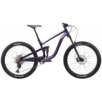 2021 Kona Process 134 27.5 Purple/Blue