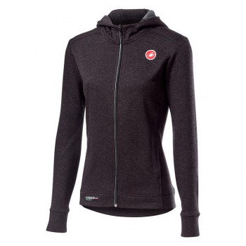 Castelli Women's Milano Full Zip Fleece
