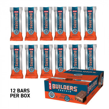 Clif Builders Protein Bar - Chocolate