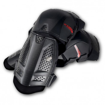 Fox Launch Shorty Knee Pads Black