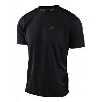 Troy Lee Designs Men's Flowline SS Jersey Black