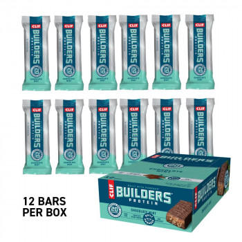 Clif Builders Protein Bar - Chocolate Mint (Short Dated)