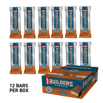Clif Builders Protein Bar - Chocolate Peanut Butter (Short Dated)
