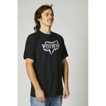 FOX Men's Razors Edge SS Tee Black