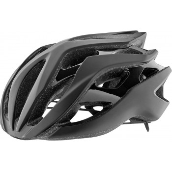 Giant Rev Road Helmet Matte Black / Gloss Black
