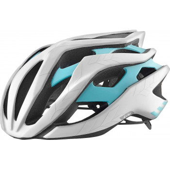 Liv Women's Rev Road Helmet White Aqua
