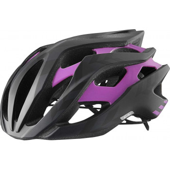 Liv Women's Rev Road Helmet Black Purple