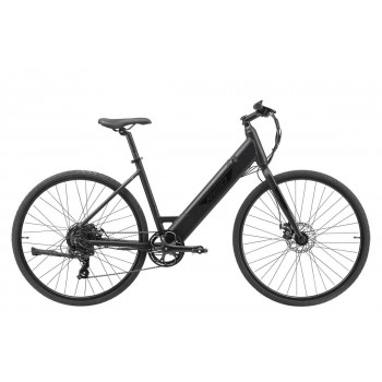 Reid Blacktop 1.0 Step Thru Commuter Electric Bike