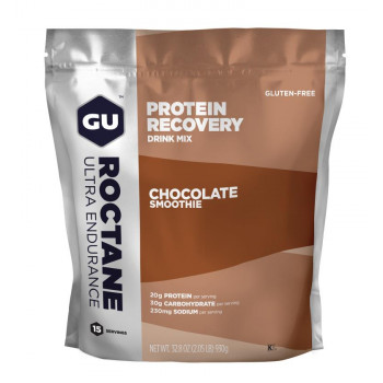 GU Roctane Protein Recovery Drink Mix (15 Serve Pack)