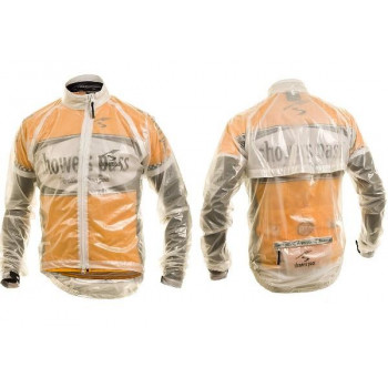 Showers Pass Pro tech ST Race Jacket Clear
